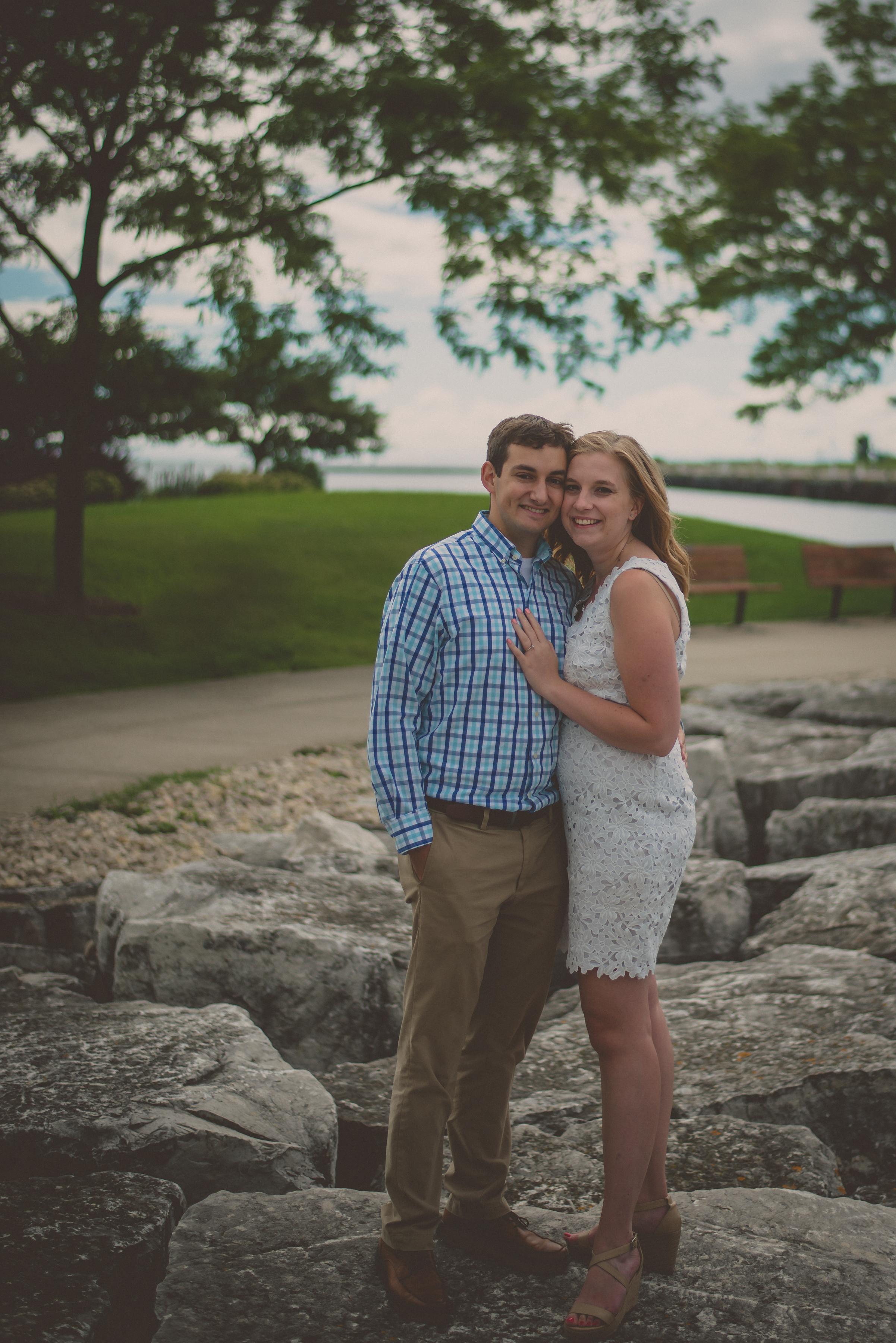 Engagement Photos #BeineEverAfter