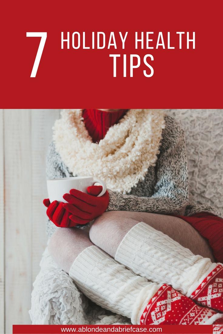 Holiday Health Tips