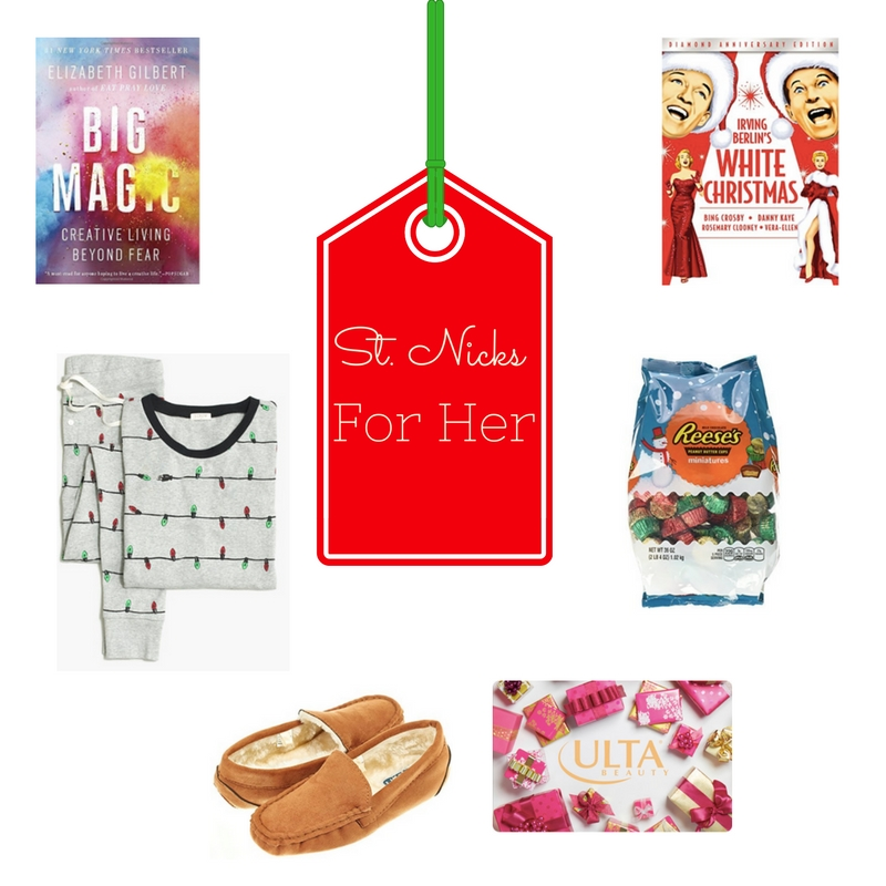 St. Nicks Gifts for Her