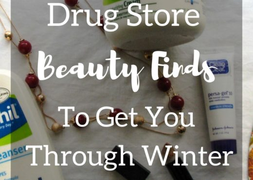 Drugstore Finds to Get You Through Winter