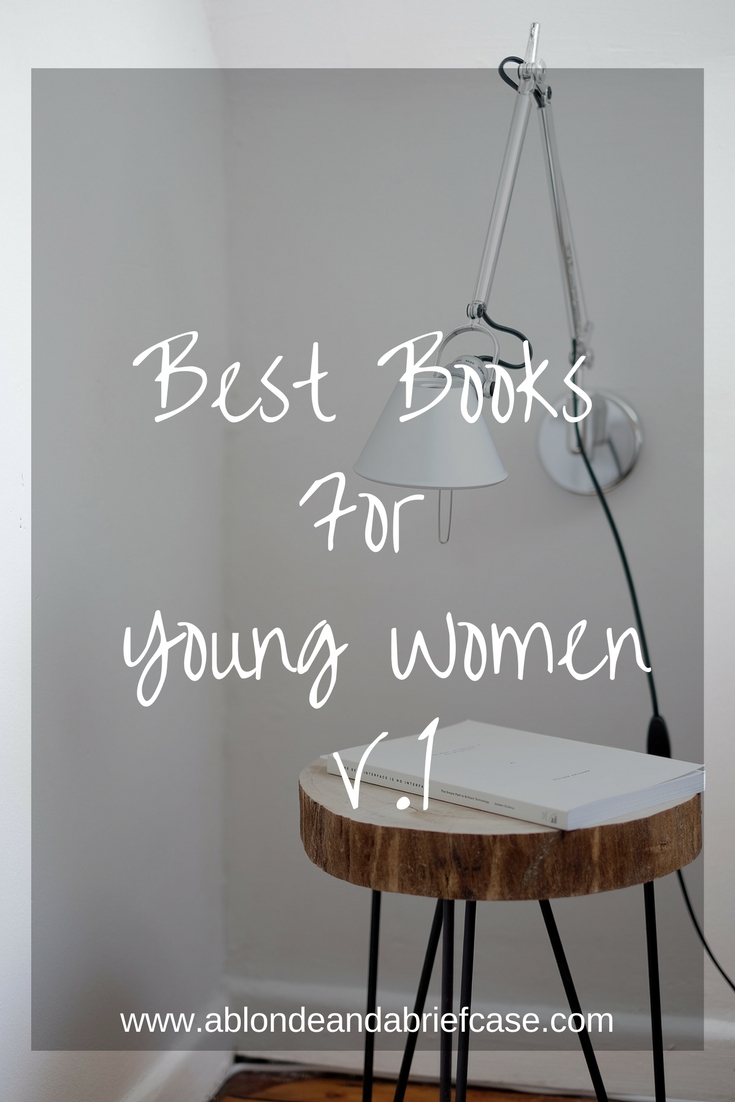 a blonde a briefcase the best books for young women volume one best books for young women volume 1