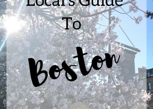 Local's Guide to Boston