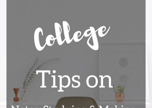 100 College Tips