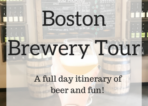 Boston Breweries Tour