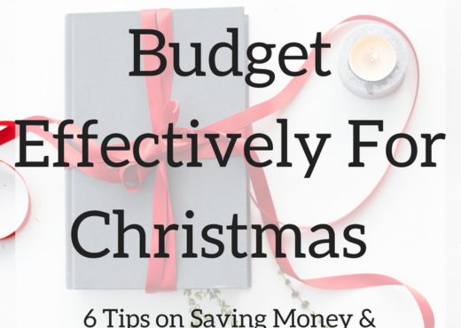 Christmas Budgeting Tips