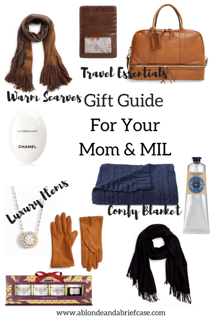 Gift Guide for Your Mother