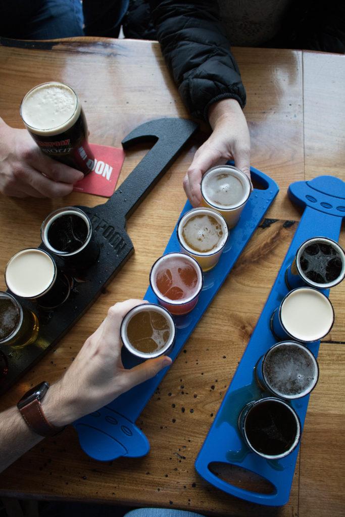 Boston Beer Tour -- Harpoon