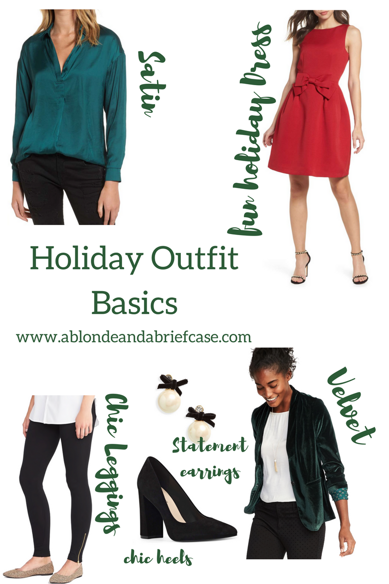 Holiday Outfit Basics