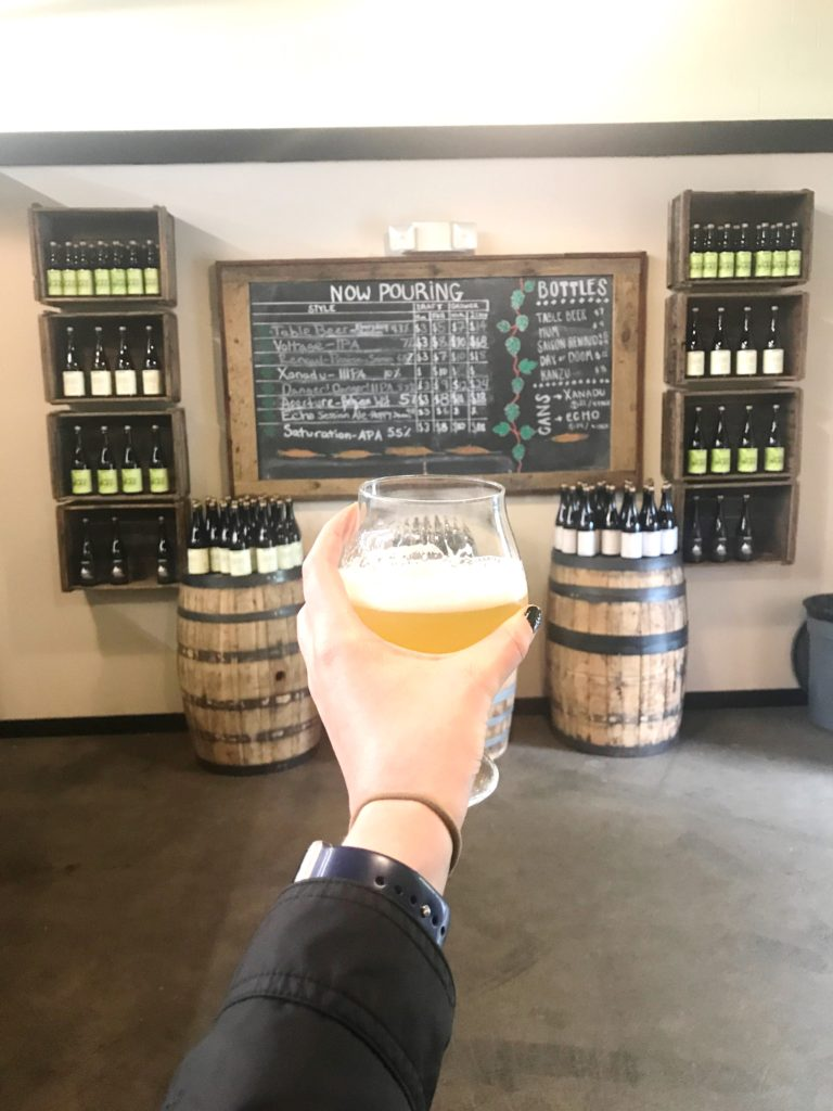 Boston Beer Tour - Mystic Brewery
