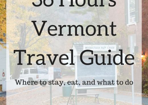 Vermont Travel Guide