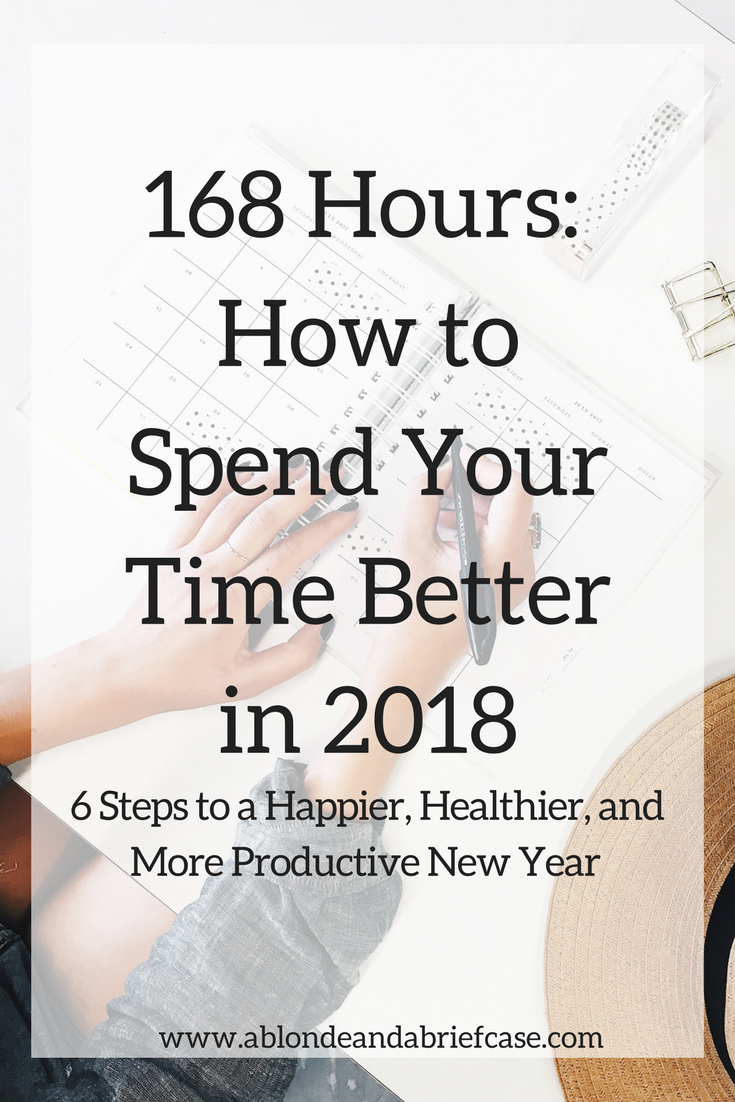 How to Spend Your Time Better