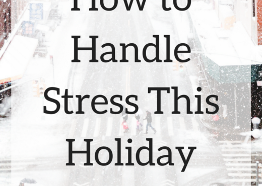 7 Tips for Handling Stress