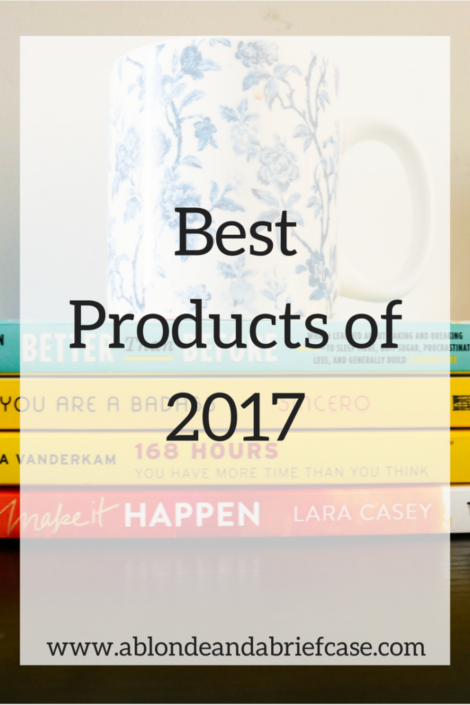 Best Products of 2017