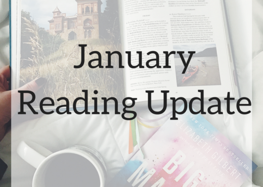 January Book List