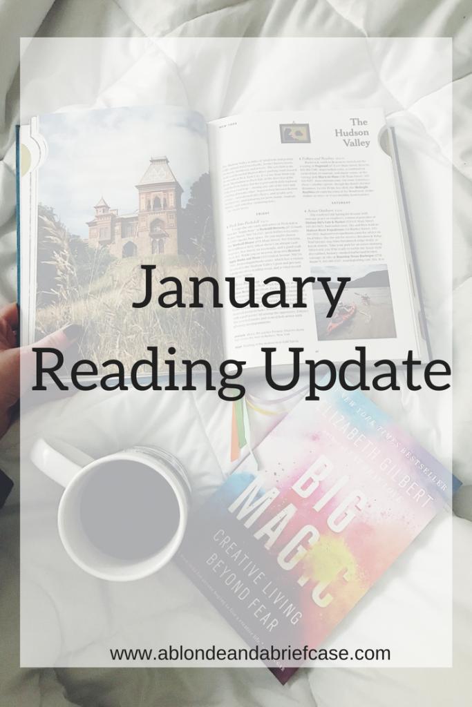 January Book List