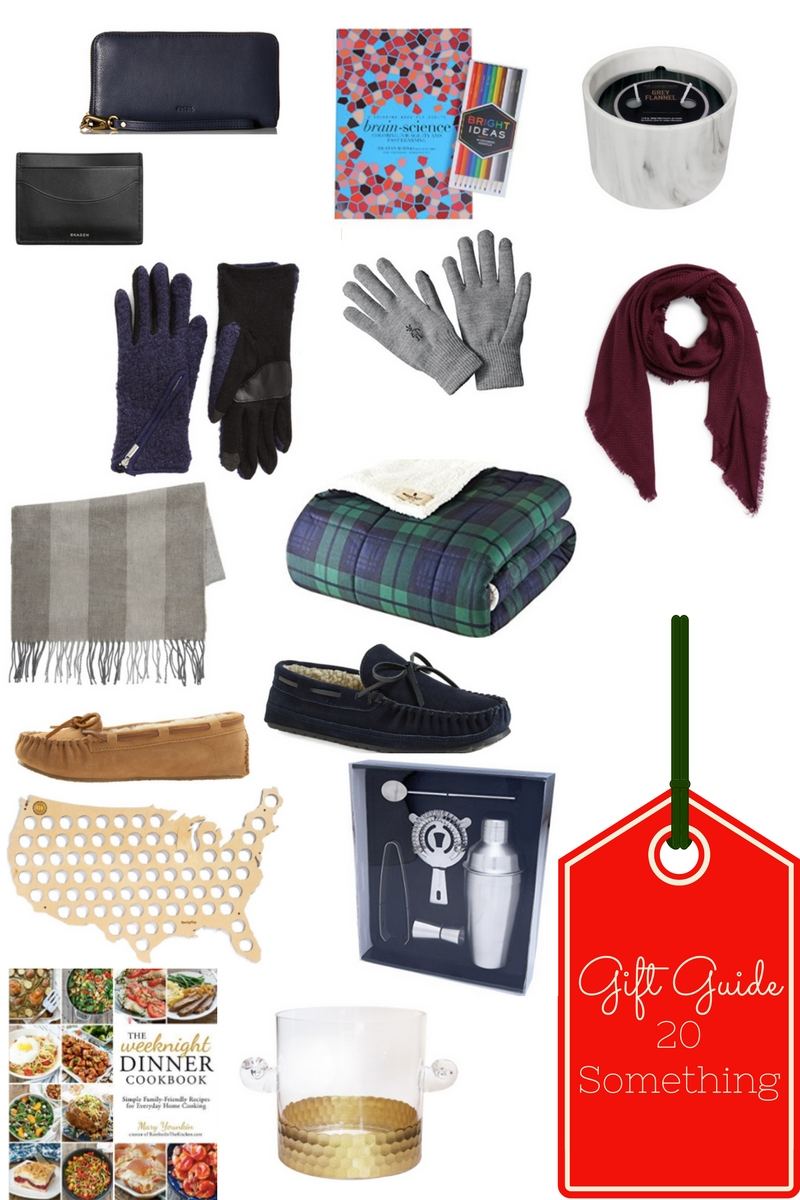 20 Something Gift Ideas